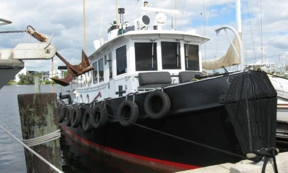 Tug Boat For Sale  Tug Yacht